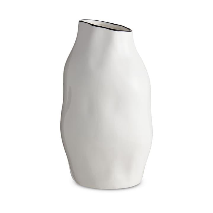 SHEYMA Vaso 396098500000 Dimensioni L: 15.6 cm x P: 15.6 cm x A: 26.7 cm Colore Bianco N. figura 1