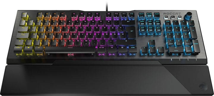 Vulcan 120 Gaming Clavier brun Switch CH-Layout Gaming-Clavier ROCCAT 785300138324 Photo no. 1
