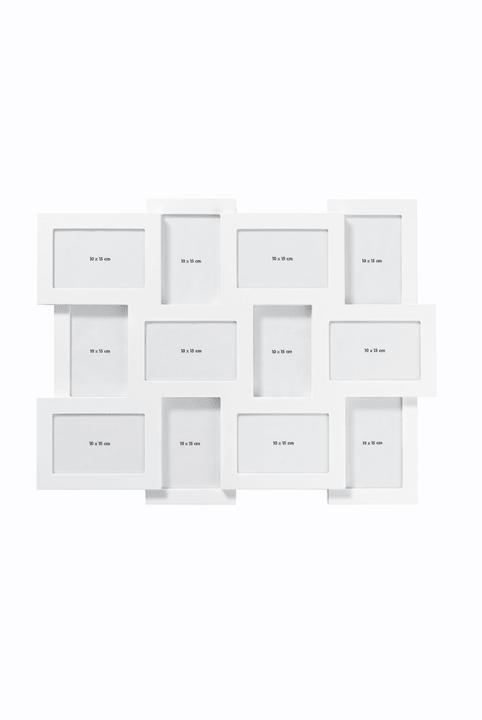 SALTA Cornice per foto 431027301010 Colore Bianco Dimensioni L: 63.0 cm x P: 48.0 cm N. figura 1