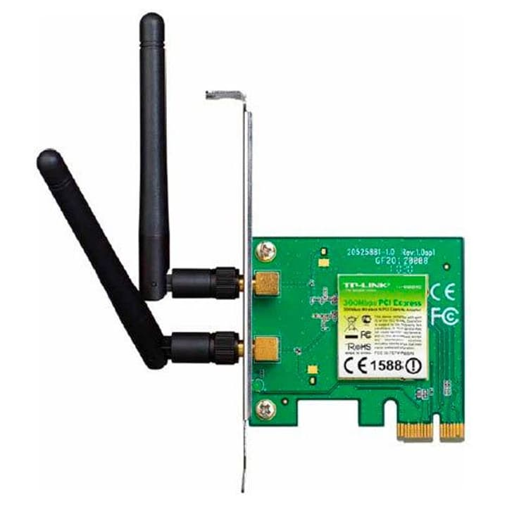 TP-Link TL-WN881ND 300Mbps WLAN-N PCI-Express Adaptateur TP-LINK 785300124299 Photo no. 1