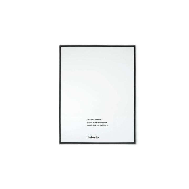 BRASILIA Cadre interchangeable 384002821208 Dimensions images 24 x 30 Couleur Noir Photo no. 1
