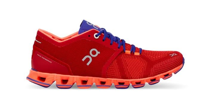 Cloud X Chaussures de course pour femme On 492862936030 Couleur rouge Taille 36 Photo no. 1