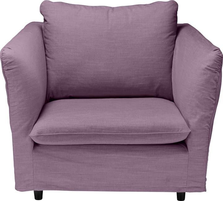 MAY Fauteuil 402464907023 Dimensions L: 104.0 cm x P: 102.0 cm x H: 88.0 cm Couleur Violet Photo no. 1