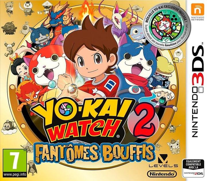 3DS - Yo-Kai Watch 2: Fantômes Bouffis Box 785300122031 Photo no. 1