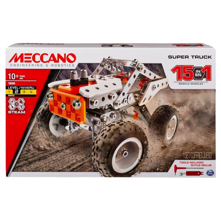 Meccano Multi 15 Model Set 748659100000 Photo no. 1