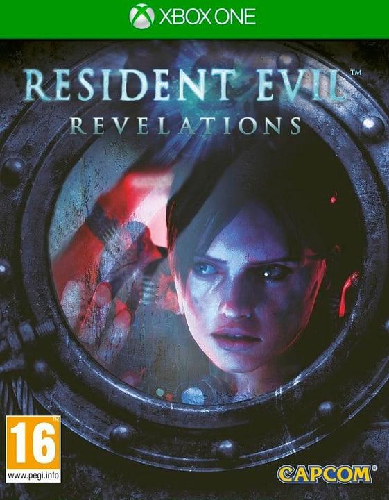 Xbox One - Resident Evil Revelations HD Box 785300129285 N. figura 1