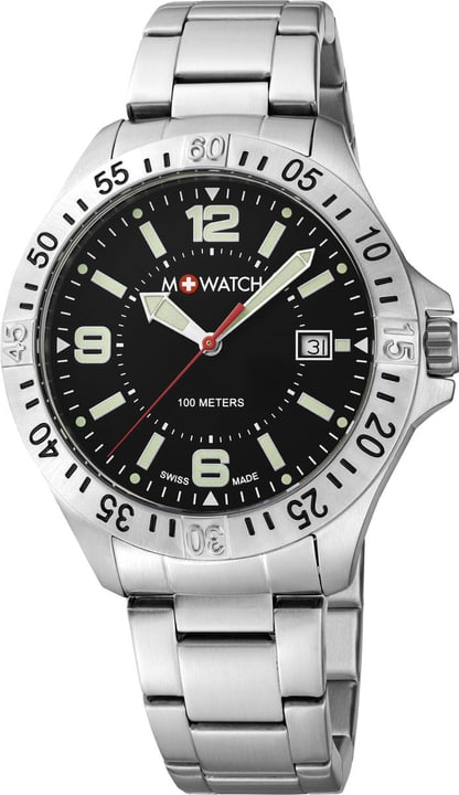 Aqua Steel WBX.44220.SJ Armbanduhr M+Watch 760829800000 Photo no. 1