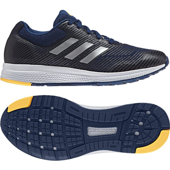 Mana Bounce 2 Scarpa da bambino running Adidas 460652336040 Colore blu Taglie 36 N. figura 1