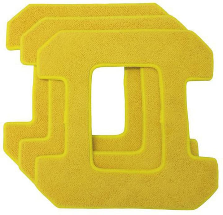 Tampon microfibre Hobot jaune 3 pièces à HB 268/288 Hobot 785300131002 N. figura 1