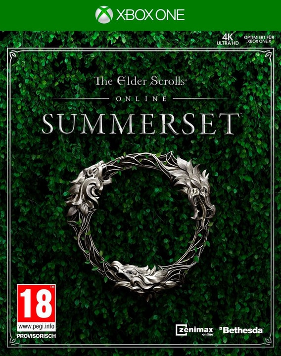 Xbox One - The Elder Scrolls Online - Summerset (D) Physique (Box) 785300135459 Photo no. 1