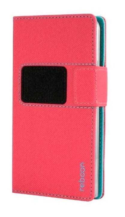 Mobile Booncover XS2 Etui rose Coque reboon 785300125751 Photo no. 1