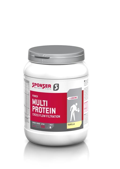 Multi Protein CFF 850g Poudre multiprotéinée avec leucine, vitamines et édulcorants, arôme Vanille. Sponser 471932300100 Goût Vanilla Photo no. 1