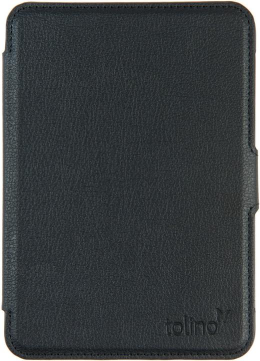 eReader Cover Slim Pelle nero Tolino 782678600000 N. figura 1
