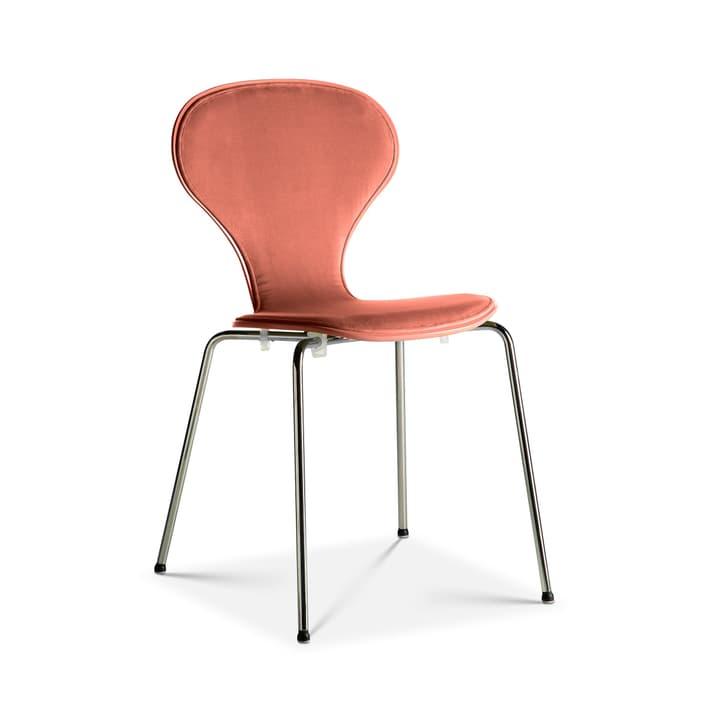 SON chaise 366159400000 Dimensions L: 42.5 cm x P: 39.0 cm x H: 81.0 cm Couleur Brun Photo no. 1