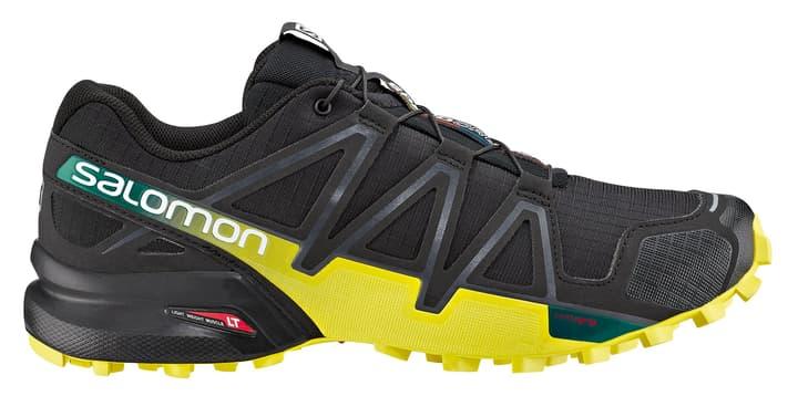 Speedcross 4 Herren-Runningschuh Salomon 461669242520 Farbe schwarz Grösse 42.5 Bild-Nr. 1