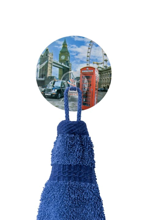 Static-Loc crochet pour murale London WENKO 675427900000 Photo no. 1