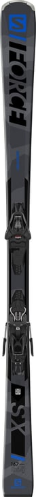 E S/Force SX inkl. L10 GW On Piste Ski inkl. Bindung Salomon 464309816780 Farbe grau Länge 167 Bild-Nr. 1