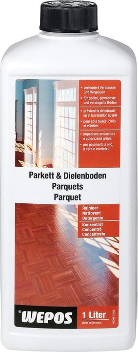 Parkett & Dielen Reiniger Konzentrat Wepos 661448900000 Bild Nr. 1