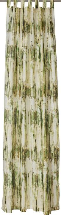 JASON Rideau prêt à poser jour 430271221860 Couleur Vert Dimensions L: 150.0 cm x H: 260.0 cm Photo no. 1