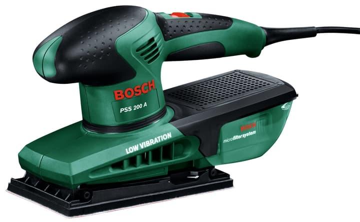 Ponceuse vibrante PSS 200 A Bosch 616614200000 Photo no. 1