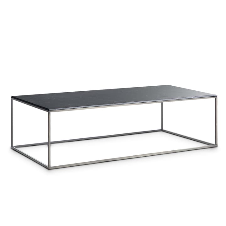 COFFEE table club 362229400000 Couleur Noir divers motifs Dimensions L: 120.0 cm x P: 70.0 cm x H: 36.0 cm Photo no. 1