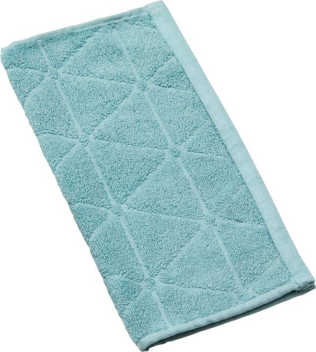 SILVIA Waschlappen 450868520165 Farbe Blau Grösse B: 30.0 cm x H: 30.0 cm Bild Nr. 1