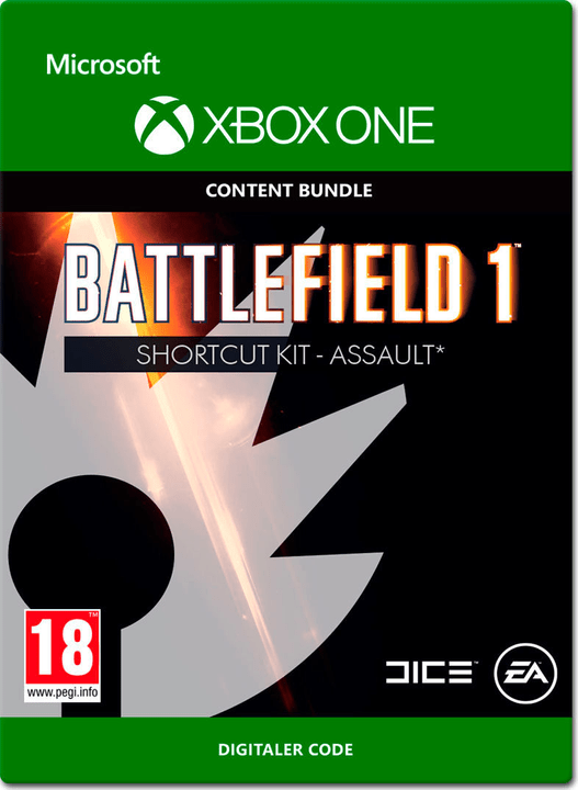 Xbox One - Battlefield 1: Shortcut Kit - Assault Download (ESD) 785300138671 N. figura 1