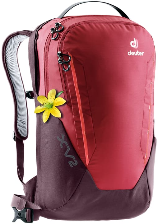 XV 2 SL Damen-Rucksack Deuter 460261900030 Farbe rot Grösse Einheitsgrösse Bild-Nr. 1
