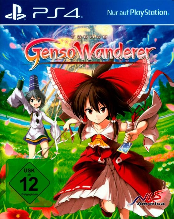 PS4 - Touhou Genso Wanderer Physique (Box) 785300122226 Photo no. 1
