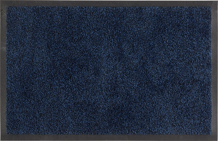 BEAT paillasson 412830000043 Couleur bleu Dimensions L: 45.0 cm x P: 70.0 cm Photo no. 1