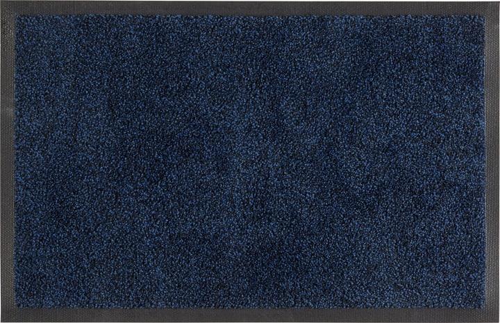 BEAT Fussmatte 412830000043 Farbe blau Grösse B: 45.0 cm x T: 70.0 cm Bild Nr. 1