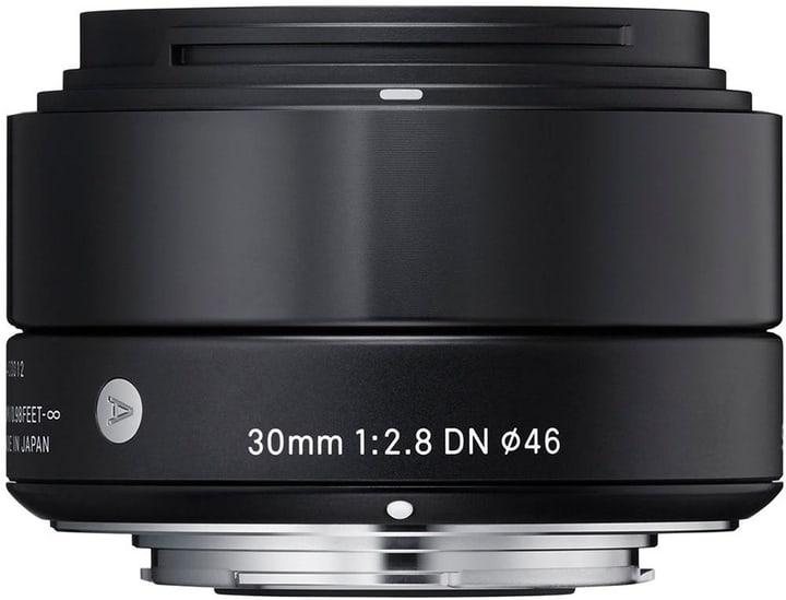 30mm F2,8 DN Art Black (Sony-E) Objectif Sigma 793434200000 Photo no. 1