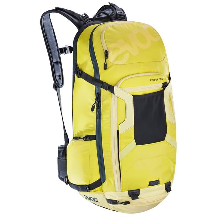 FR Tour Team 30 L Bike Protektor Rucksack Evoc 460228401450 Farbe gelb Grösse M/L Bild Nr. 1