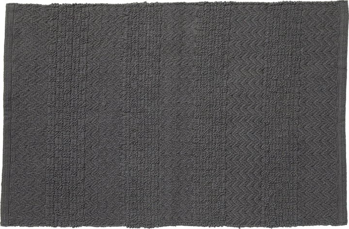 AMBROSIO Tapis de bain 453026051280 Couleur Gris Dimensions L: 60.0 cm x H: 90.0 cm Photo no. 1