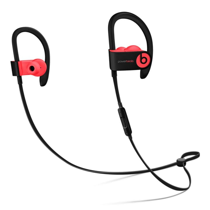 Beats Powerbeats3 Wireless Earphones - Siren Red Beats By Dr. Dre 785300130787 Photo no. 1