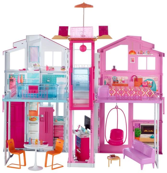 Barbie 3-Etagen Stadthaus Barbie 74793470000016 Bild Nr. 1