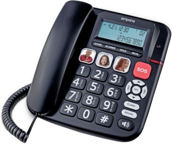 KFT19 Téléphone fixe Emporia 785300146707 Photo no. 1