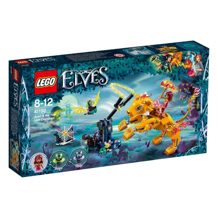 Lego Elves 41192 Azari & Die Feuerlöwen 748874700000 Bild Nr. 1