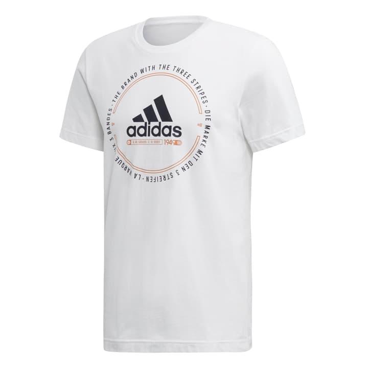 tee-shirt homme adidas