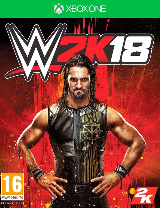 Xbox One - WWE 2K18 Box 785300129104 Photo no. 1