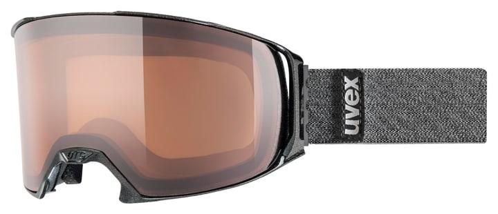 Craxx P Uvex 494969500120 Colore nero Taglie one size N. figura 1