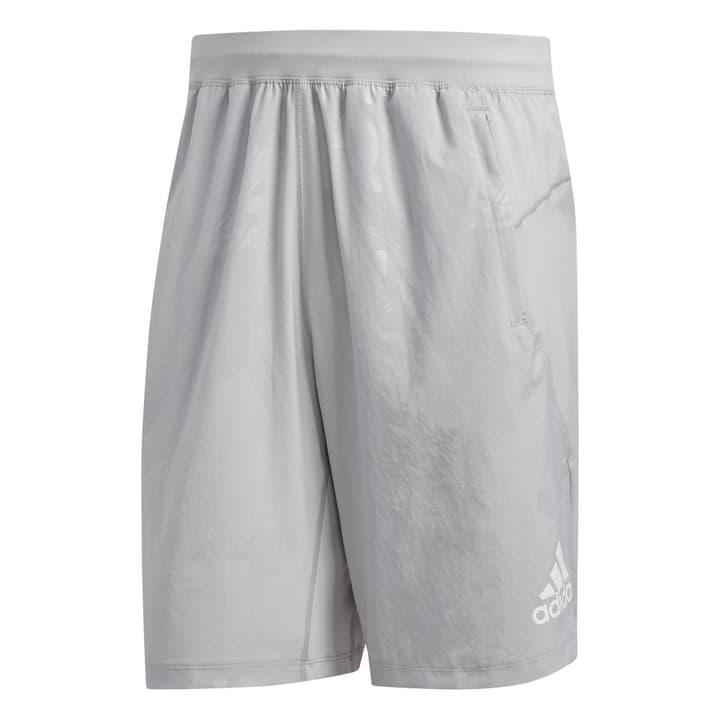 DAILY PRESS SHORT Herren-Shorts Adidas 464986400581 Farbe Hellgrau Grösse L Bild-Nr. 1