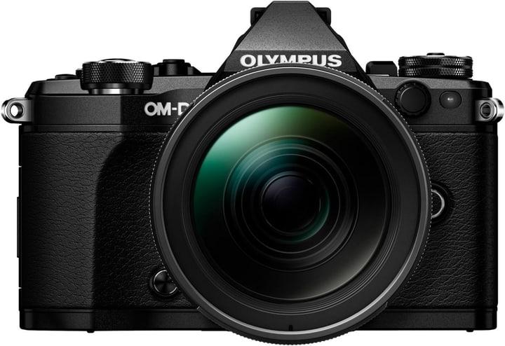 E-M5 Mark II schwarz + EZ-M1240PRO Kit appareil photo système Olympus 785300125786 Photo no. 1