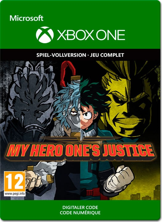 Xbox One - My Hero One's Justice Download (ESD) 785300140090 Photo no. 1