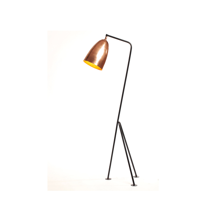 SANTIA cuivre Lampadaire 420765800000 Photo no. 1