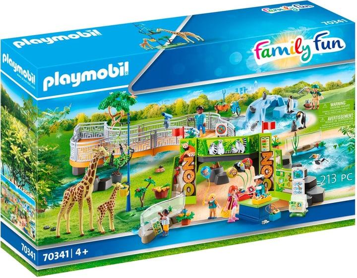 PLAYMOBIL 70341 Parc animalier 748031300000 Photo no. 1