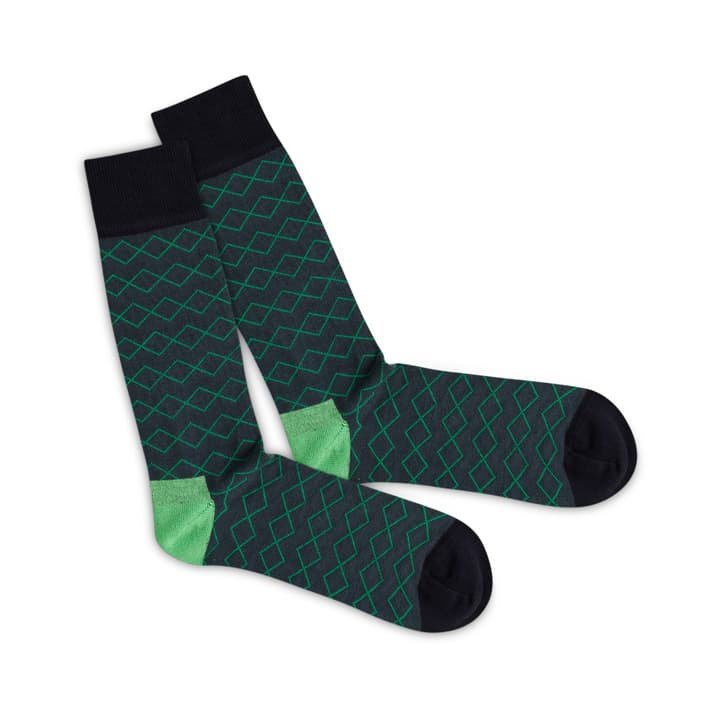 Dilly Socks Under Water Lines Gr. 41-46 396122200000 N. figura 1