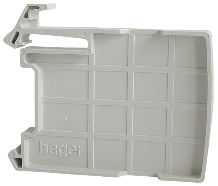 Intercalaire de dissipation Hager 9mm 612168800000 Photo no. 1