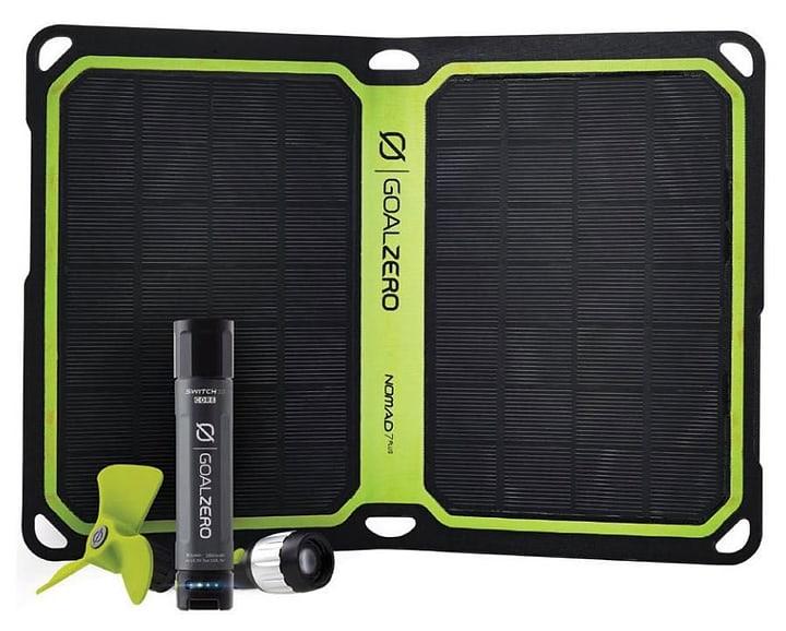 GoalZero Powerbank Switch 10 inkl. Solarpanel 613207900000 N. figura 1