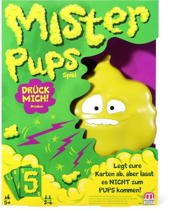 Mister Pups (D) 748900190000 Lengua Tedesco N. figura 1
